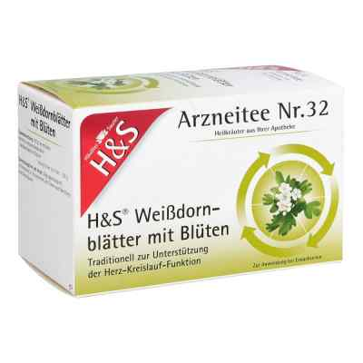 H+S Weißdornblätter mit Blüten bei apo-discounter.de bestellen