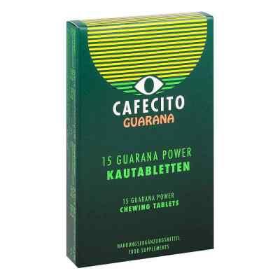 Guarana Cafecito Kautabletten  bei apo-discounter.de bestellen