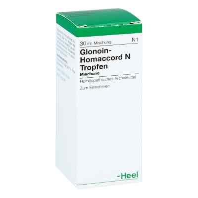 Glonoin Homaccord N Tropfen  bei apo-discounter.de bestellen