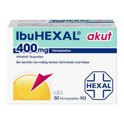 IbuHEXAL akut 400mg  bei apo-discounter.de bestellen