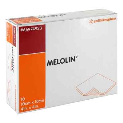 Melolin 10x10cm Wundauflagen steril  bei apo-discounter.de bestellen
