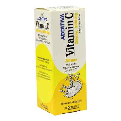 Additiva Vitamin C Brausetabletten
