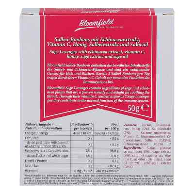 Bloomfield Salbei Bonbons mit Echinacea  bei apo-discounter.de bestellen