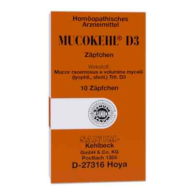 Mucokehl Suppositorium  D 3  bei bioapotheke.de bestellen