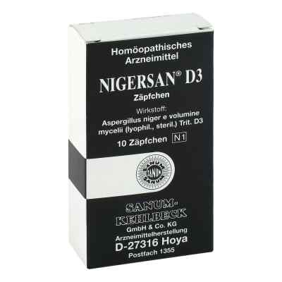 Nigersan D3 Suppositorien  bei apo-discounter.de bestellen