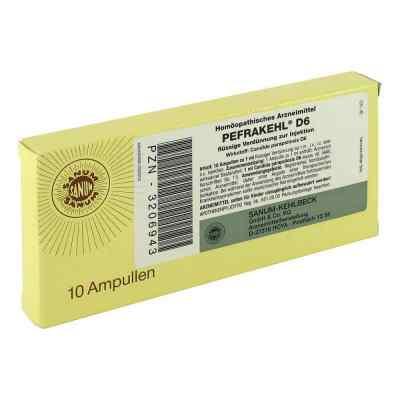 Pefrakehl Ampullen D 6  bei apo-discounter.de bestellen