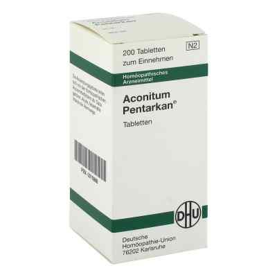 Aconitum Pentarkan Tabletten  bei apo-discounter.de bestellen