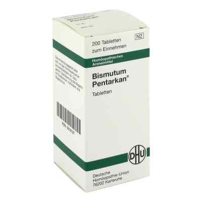 Bismutum Pentarkan Tabletten