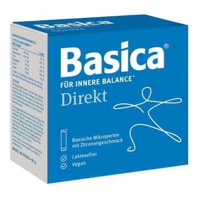 Basica direkt Basische Mikroperlen  bei apo-discounter.de bestellen