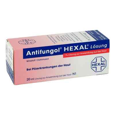 Antifungol HEXAL