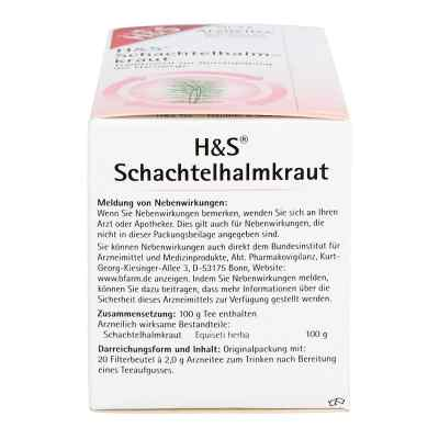 H&s Schachtelhalmkraut Filterbeutel  bei apo-discounter.de bestellen