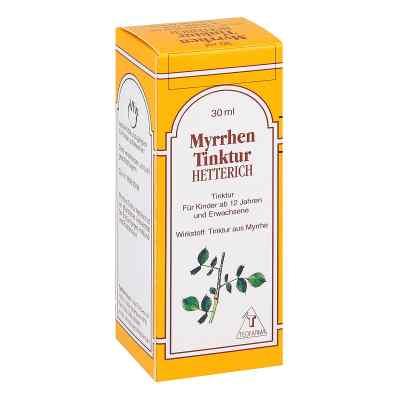 Myrrhentinktur Hetterich  bei apo-discounter.de bestellen