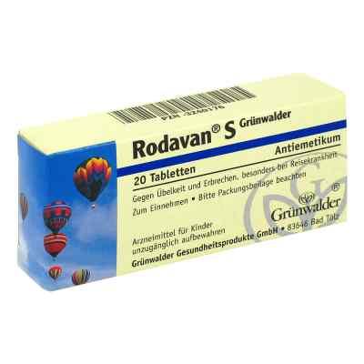 Rodavan S Grünwalder  bei apo-discounter.de bestellen