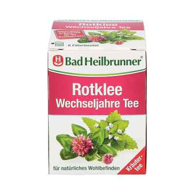 Bad Heilbrunner Tee Rotklee Wechseljahre Filterbtl  bei apo-discounter.de bestellen