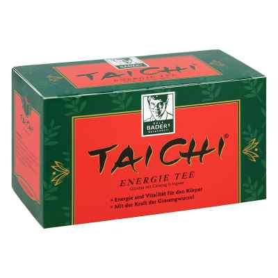 Tai Chi Energie Tee mit Ginseng Beutel