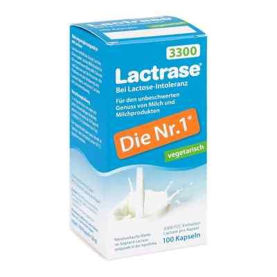 Lactrase vegetarisch 3.300 Kapseln  bei apo-discounter.de bestellen