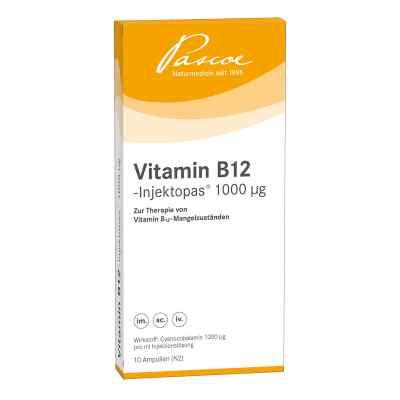 Vitamin B12 Injektopas 1000 [my]g Injektionslösung  bei apo-discounter.de bestellen