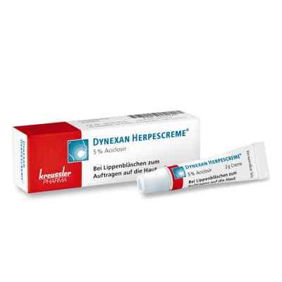 Dynexan Herpescreme  bei apo-discounter.de bestellen