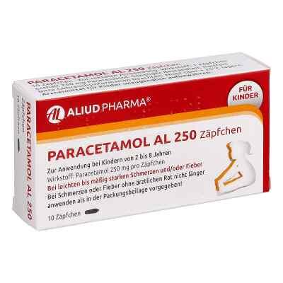 Paracetamol AL 250  bei apo-discounter.de bestellen