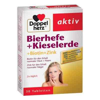 Doppelherz Bierhefe + Kieselerde Tabletten  bei apo-discounter.de bestellen