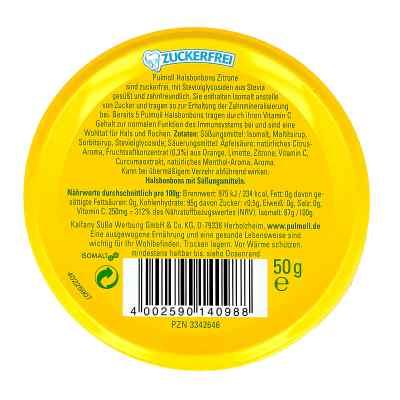 Pulmoll Hustenbonbons Zitrone + Vitamine c zf.  bei apo-discounter.de bestellen