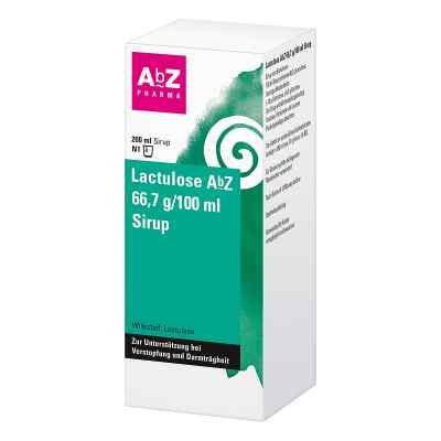 Lactulose AbZ 66,7g/100ml  bei apo-discounter.de bestellen