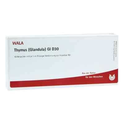 Thymus Glandula Gl D30 Ampullen  bei apo-discounter.de bestellen