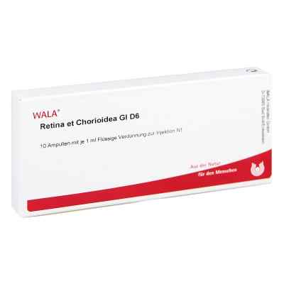 Retina Et Chorioidea Gl D6 Ampullen  bei apo-discounter.de bestellen