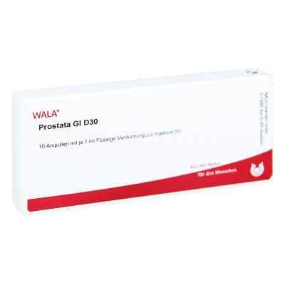 Prostata Gl D30 Ampullen  bei apo-discounter.de bestellen