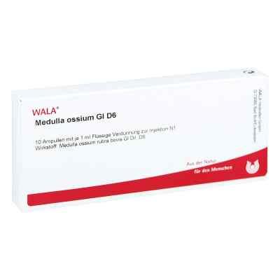 Medulla Ossium Gl D6 Ampullen 10X1 ml von WALA Heilmittel GmbH PZN 03356140