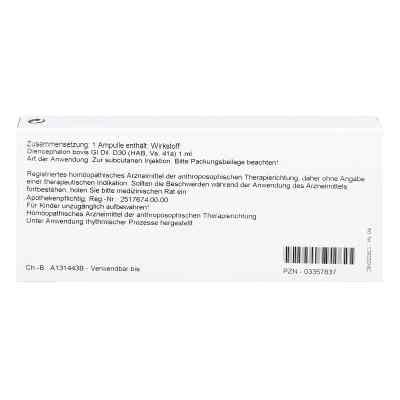 Diencephalon Gl D30 Ampullen  bei apo-discounter.de bestellen