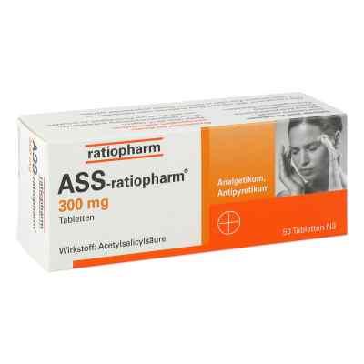 ASS-ratiopharm 300mg  bei bioapotheke.de bestellen