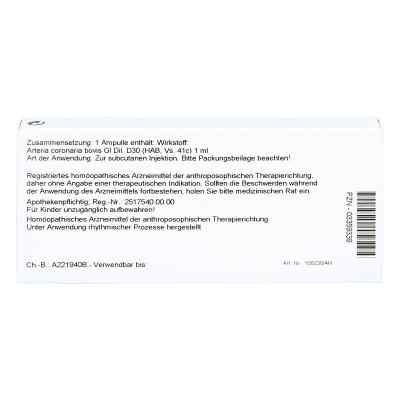 Arteria Coronaria Gl D30 Ampullen  bei apo-discounter.de bestellen