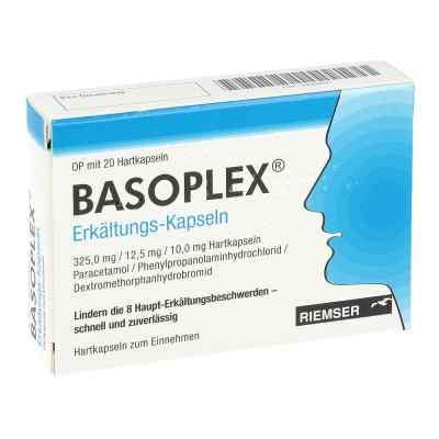 Basoplex Erkältung