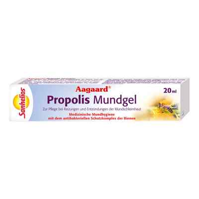 Aagaard Propolis Mundgel 03370364