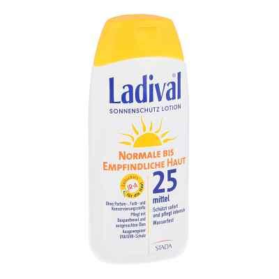Ladival norm.bis empfindl.Haut Lotion Lsf 25 bei apo-discounter.de bestellen