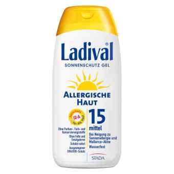 Ladival allergische Haut Gel Lsf 15 bei apo-discounter.de bestellen