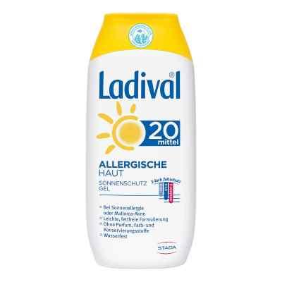 Ladival allergische Haut Gel Lsf 20  bei apo-discounter.de bestellen