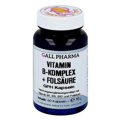Vitamin B Komplex+folsäure Kapseln  bei apo-discounter.de bestellen