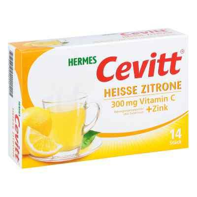 Hermes Cevitt Heisse Zitrone Granulat  bei apo-discounter.de bestellen