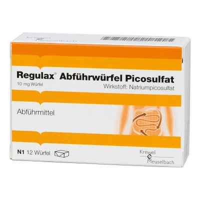 Regulax Abführwürfel Picosulfat  bei apo-discounter.de bestellen