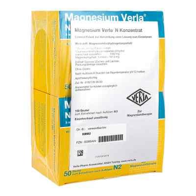 Magnesium Verla N Konzentrat  bei apo-discounter.de bestellen