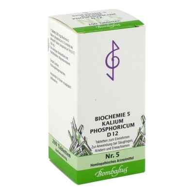 Biochemie 5 Kalium phosphoricum D12 Tabletten  bei apo-discounter.de bestellen