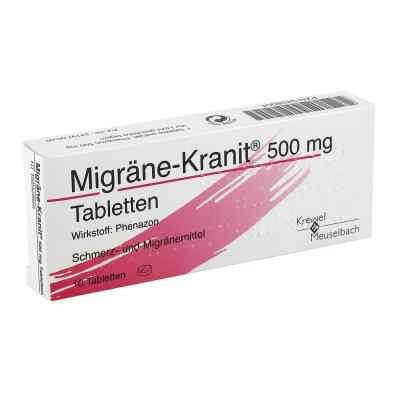 Migräne-Kranit 500mg