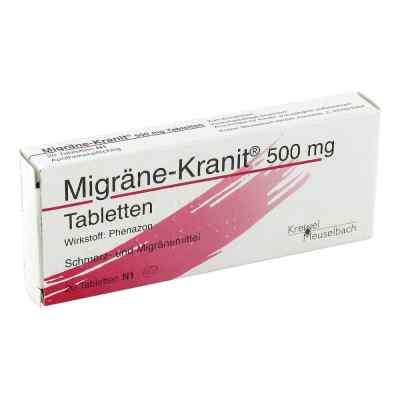 Migräne-Kranit 500mg  bei apo-discounter.de bestellen