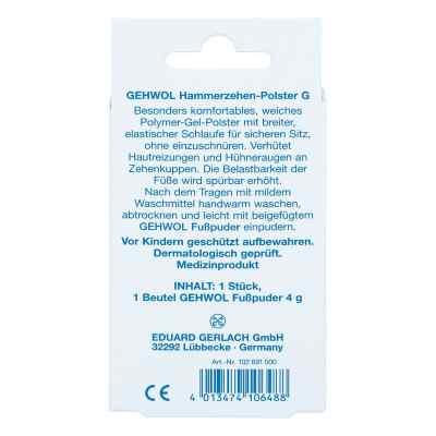 Gehwol Polymer Gel Hammerzehenpolster G rechts  bei apo-discounter.de bestellen