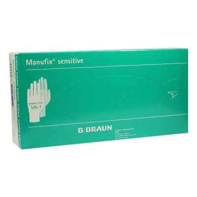 Manufix Unters.handschuhe sensitiv pf. klein  bei apo-discounter.de bestellen