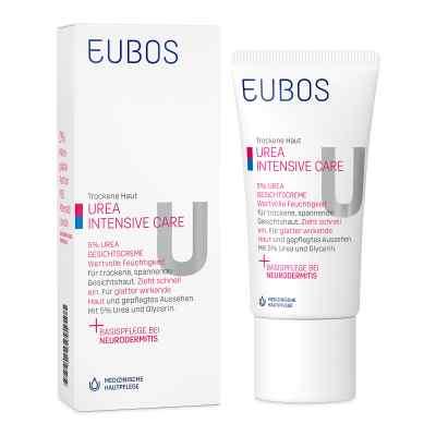 Eubos Trockene Haut Urea 5% Gesichtscreme  bei apo-discounter.de bestellen
