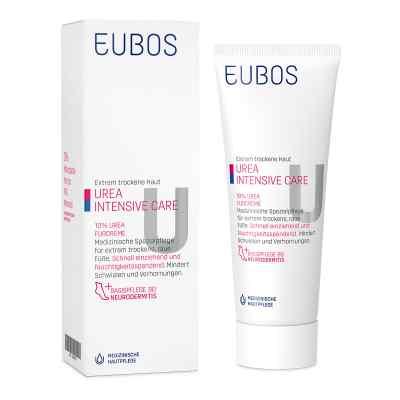 Eubos Trockene Haut Urea 10% Fusscreme  bei apo-discounter.de bestellen