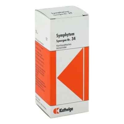 Synergon 34 Symphytum Tropfen  bei apo-discounter.de bestellen